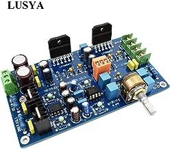 LM3886 Audio Amplifier Board 68W with servo preamp NE5532 Op amp DC 18-25V A4-016 Size/Model :