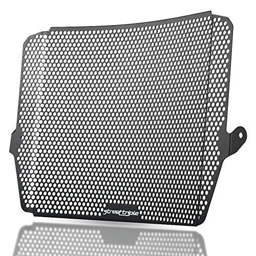 mächtig Kühlerabdeckung aus Aluminiumlegierung für Motorräder für T.riumph Street Triple S 2020+ Street Triple RS…