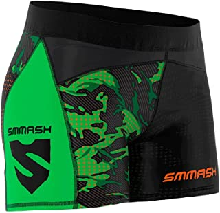 Smmash Crossfit Compression Mujer Leggings Corta Military