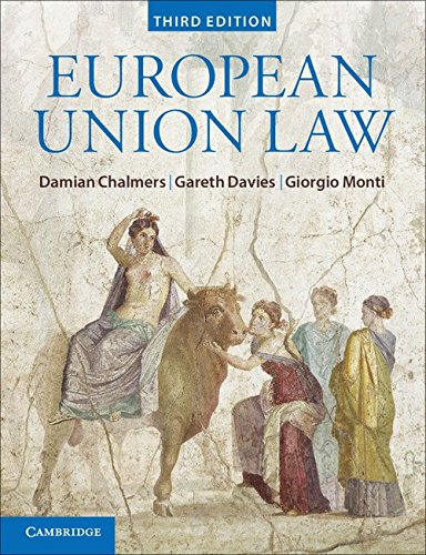 Download European Union Law: Text And Materials 