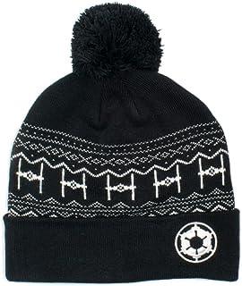 Numskull Official Star Wars Empire Beanie/Bobble Hat Black