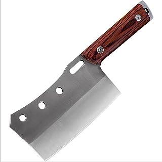 Outdoor Chef Couteau de chasse Camping Surival petit couteau Couteaux de cuisine en acier inoxydable Lame fixe 5Cr15mov Ce...