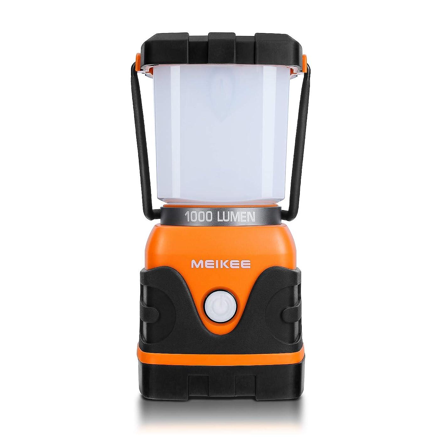 トリクルラインナップバースト電池式LEDランタン 連続点灯25時間 超高輝度1000ルーメン 昼白色と暖色 4点灯モード 無限調光調色 IP66防水 アウトドア/応急/防災用品 2年保証