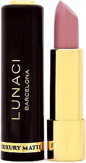 LUNACI Barcelona - Barra de Labios Permanente   Pintalabios Permanente Mate Vegano - Color Rosa Nude #Calm MV-01