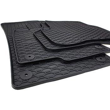 PetexPassform Gummimatte schwarz 81810 Vorbereitet Für Befestigungssystem