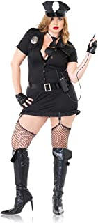 Dirty Cop Adult Costume - Plus Size 3X/4X