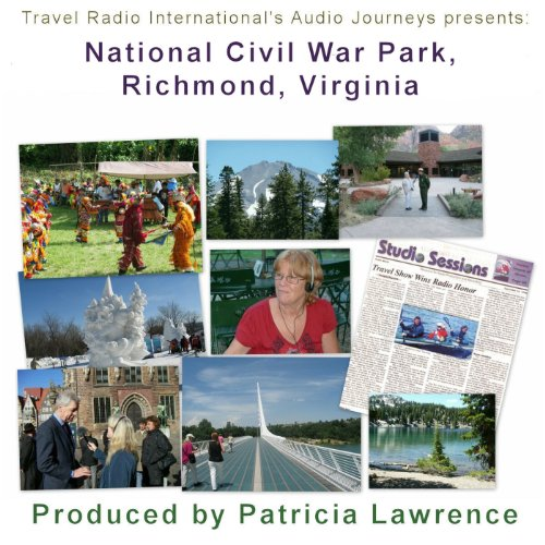 Audio Journeys: National Civil War Park, Richmond, Virginia audiobook cover art