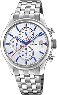 Festina F20374/1 Stainless Steel Analog Casual Watch for Men