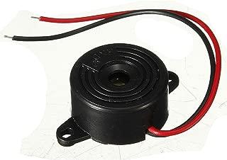 Price 10Pcs Durable 3-24V Piezo Electronic Buzzer Alarm 95DB Continuous Sound Beeper for Arduino Car Van
