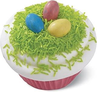 Wilton Industries Green Easter Grass Sprinkles