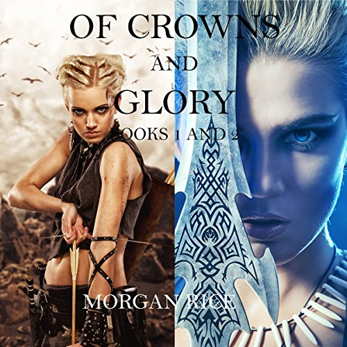 Of Crowns and Glory audiobook cover art
