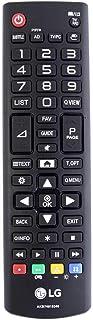 Genuino AKB74915346 Control Remoto para LG TV 20MT48 20MT48DF 22MT41 22MT41DF-PZ 24MT41 24MT41DF 24MT48 24MT48DF-PZ 24MT48DG-BZ 24MT48S 27MT58 27MT58DF 28MT41 28MT41DF-PZ 29MT48 29MT48DF