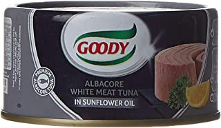 Goody White Meat Tuna In Oil - 185gm