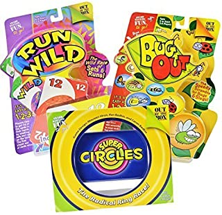 Out of the Box Kids Card Games - Bundle Set for Ages 5 and up! (Includes All 3 Games)