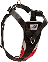 Canine Equipment Ultimate Control Dog Harness, Large, Red