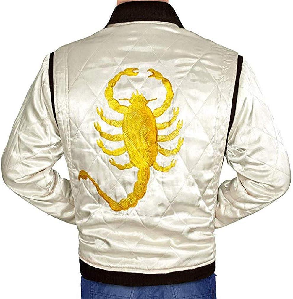 Ryan D.R.I.V.E. Scorpiion Gostling Jacket – Satin Fabric