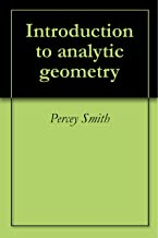 Introduction to analytic geometry