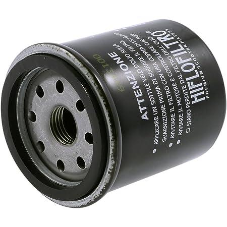 Hiflofiltro Ölfilter Kompatibel Für Vespa Gts 300 Ie Super Sport M45200 2010 21 5 Ps 15 8 Kw Auto
