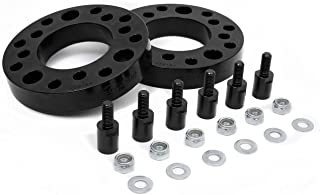Daystar,  Ford F150 2 Leveling Kit,  fits 2004 to 2017 2/4WD,  all transmissions,  all cabs KF09124BK,  Made in America, Black