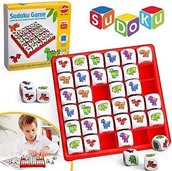 VATOS VL-5168 Dinosaur Sudoku Puzzle Game