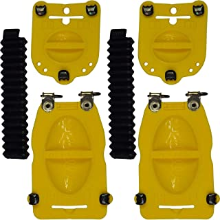 GRIVEL - Antibottaccordeon For G12 New/Air Tech Light, Color Yellow