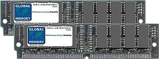 GLOBAL MEMORY MEM-C5K-SUP3-UPGD - Memoria RAM de Memoria DRAM SIMM (2 x 32 MB)
