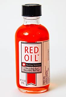 Red Oil First-Aid Oil by Nature's Balance - 2oz.