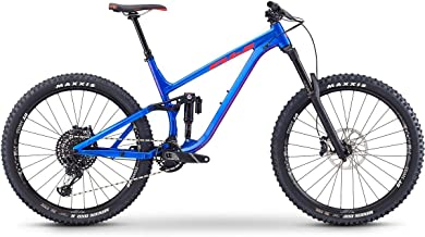 Fuji Auric LT 27.5 1.1 - Bicicleta de suspensión Completa 2019 (54 cm), Color Azul metálico (650b)