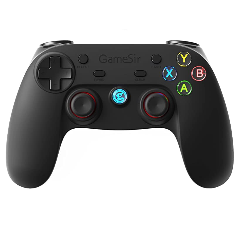 GameSir G3f 2.4GHz Wireless Gamepad Controller for Android TV BOX PS3 & PC(XP/7/8/8.1/10) - PS3
