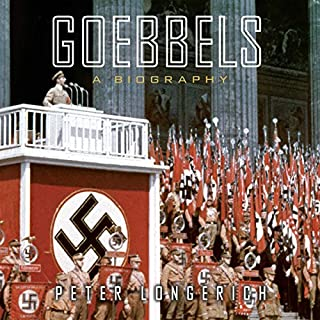 Goebbels: A Biography cover art