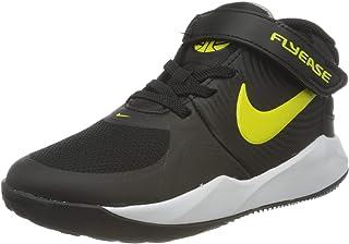 Nike Team Hustle D 9 Flyease (PS), Chaussure de Basketball Garçon