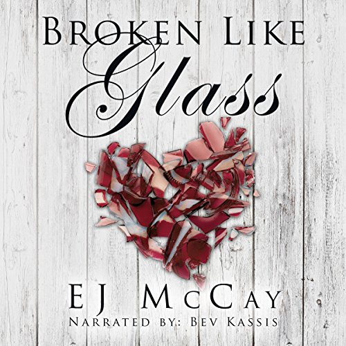 Broken Like Glass audiobook cover art