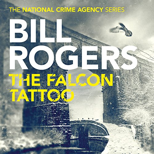 The Falcon Tattoo audiobook cover art