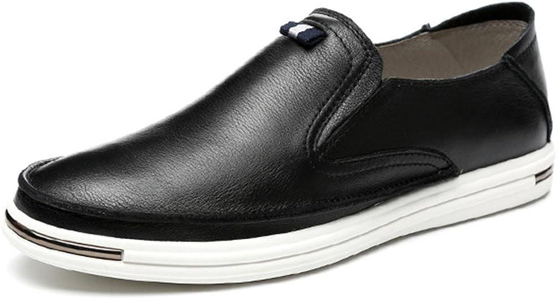 Herren Herren Herren Winter Herbst Mode Echtleder Schuhe Persönlichkeit Outdoor Freizeitschuhe B01MG3QU2S  349f71