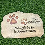 Memorial Stone With Personalized Message (3 Optional Designs)