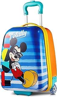 ディズニー ミッキーマウス キャリーバッグ ハード スーツケース キッズ American Tourister (アメリカンツーリスター) [並行輸入品]