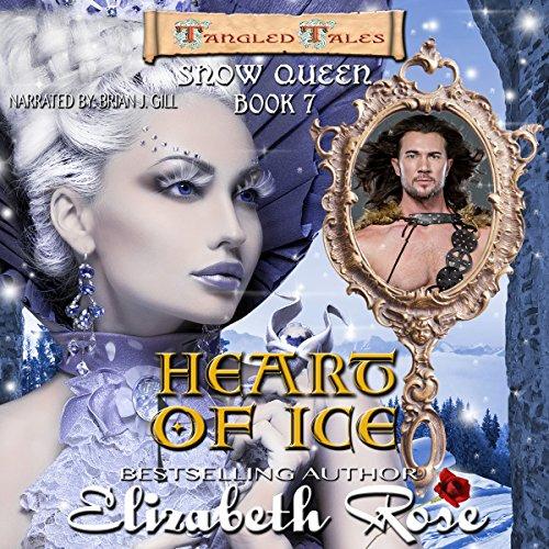 Heart of Ice (Snow Queen) audiobook cover art