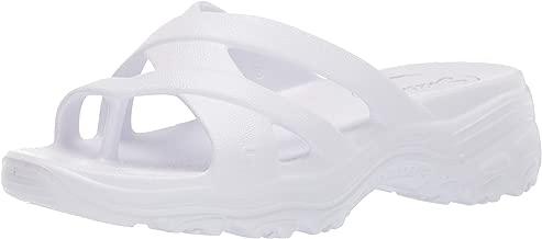 Skechers Women's Aqua D'Lites-Molded Toe-Loop Slide Flip-Flop