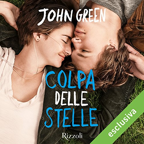 Colpa delle stelle audiobook cover art