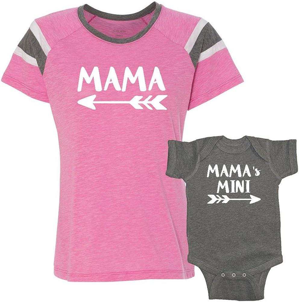 Mini Mama Baby Girl Onesie or Shirt
