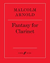 Fantasy for Clarinet: Part(s) (Faber Edition)