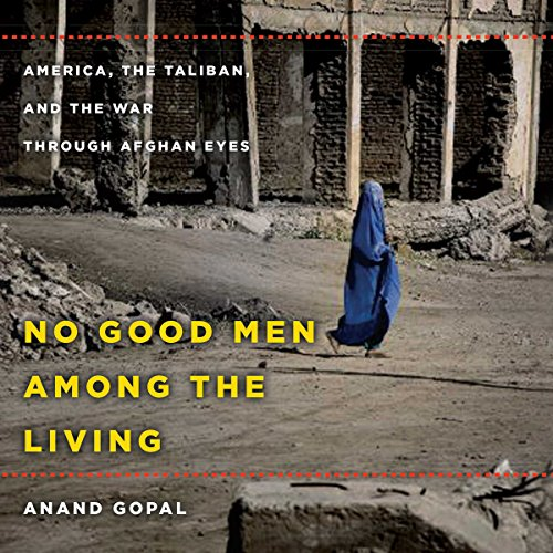 No Good Men Among the Living audiobook cover art