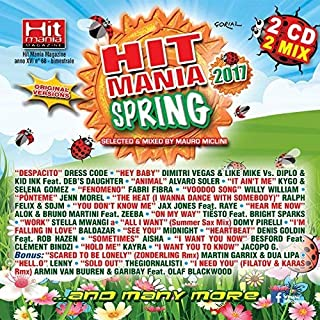 Hit Mania 2017 Spring