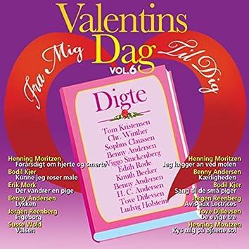 Valentins Dag Vol. 6, Digte