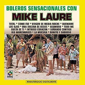 Boleros Senacionales Con Mike Laure