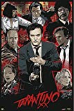 Tarantino XX Poster Movie Artwork (61cm x 91,5cm) +