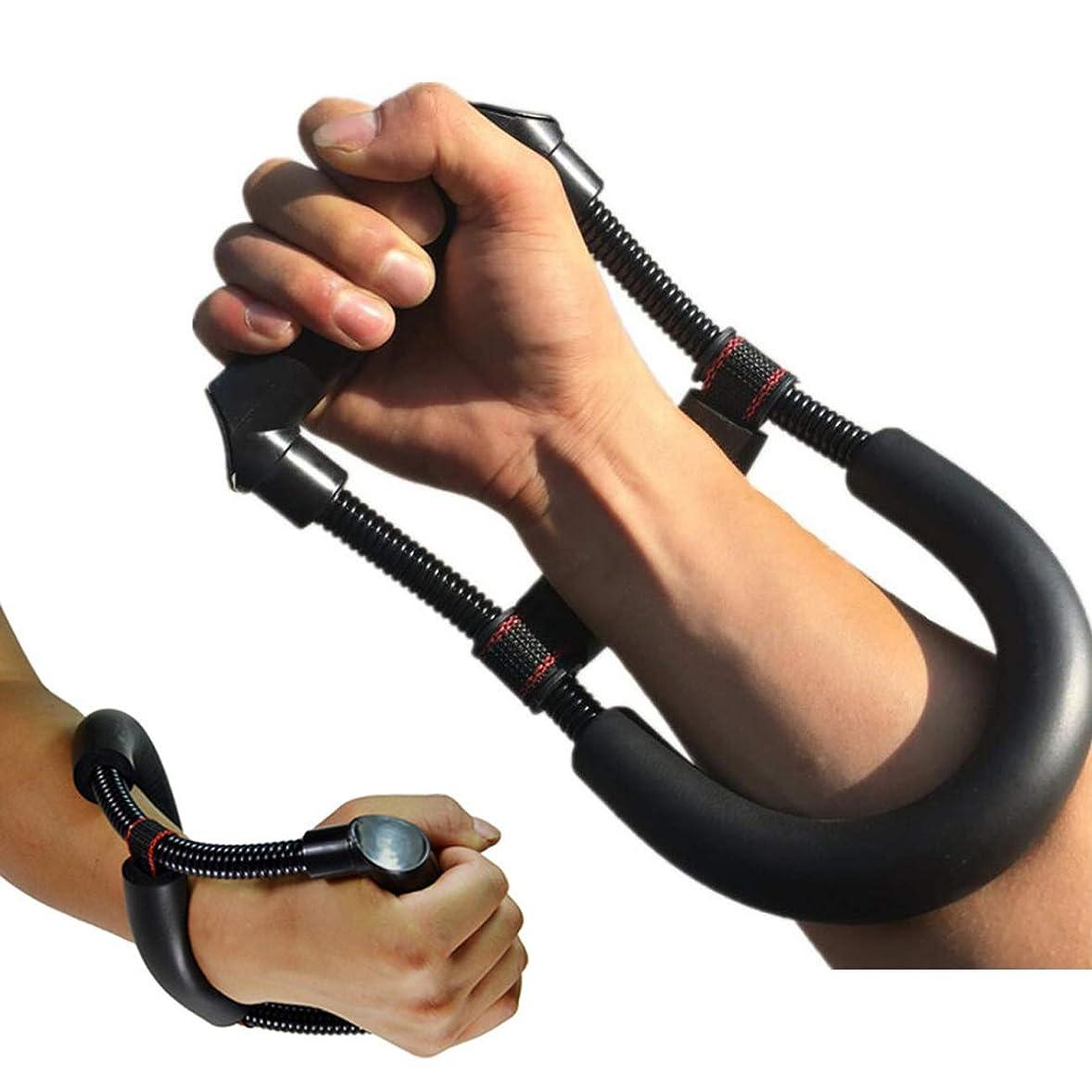 サイクル陸軍悲しみリストトレーナー パワーリスト 手首 握力 腕力 筋トレ トレーニング用品 リストトレーニング