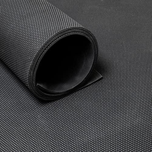 Vivol SBR Cobra - Alfombrillas de goma (3 mm, 200 cm de ancho)