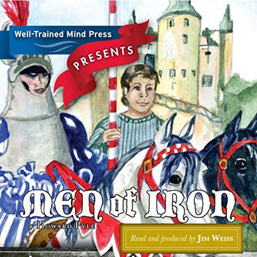 Men of Iron cover art