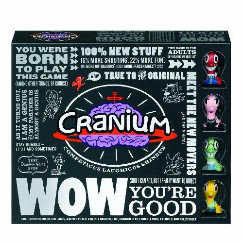 Hasbro Cranium Wow Board Game